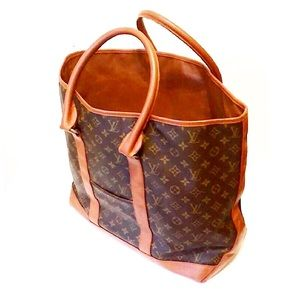 Authentic Vintage Vuitton Weekender GM Tote Bag